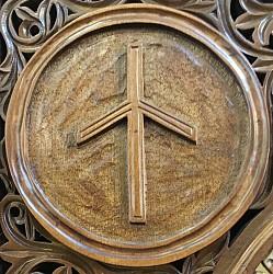 Georgian Cross of St. Nina