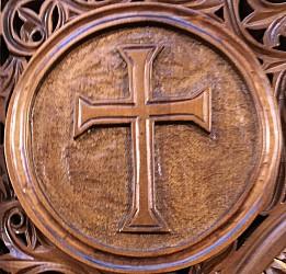 Ephesus Cross